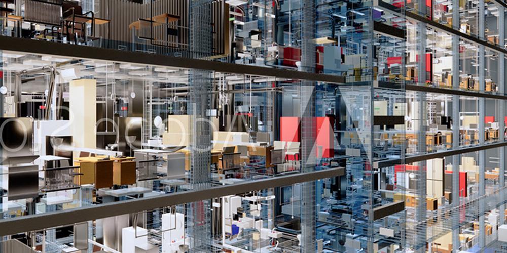 Creazione modelli federati multidisciplinari con Autodesk Revit